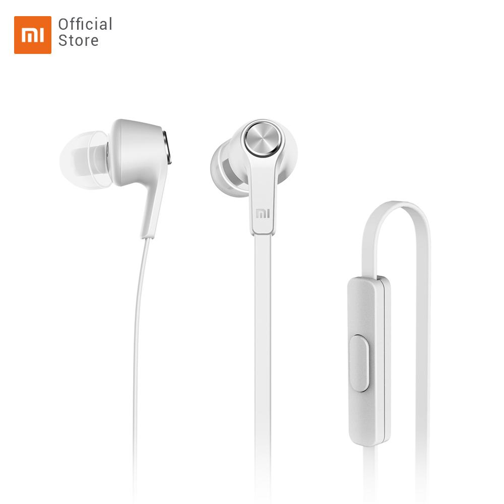 Xiaomi Mi In-Ear Headphones Basic - Silver