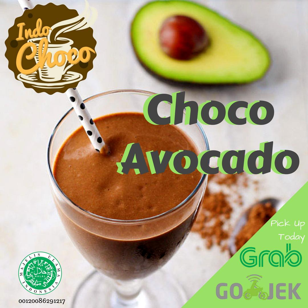Bubuk Choco Avocado 1 Kg / Bubuk Minuman Coklat Avocado 1 Kg / Choco Avocado 1