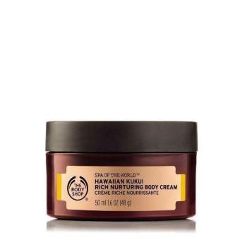 Pencarian Termurah The Body Shop Spa Of The World Hawaiian Kukui Body Cream 50ml harga penawaran - Hanya Rp114.258