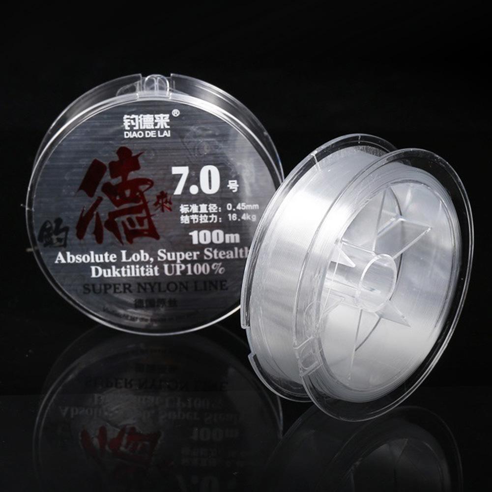 Buy Sell Cheapest Senar Mono Maguro Best Quality Product Deals 100 Pancing M Tahan Abrasi Monofilamen Superior Nilon Tali Untuk Air Tawar Dan