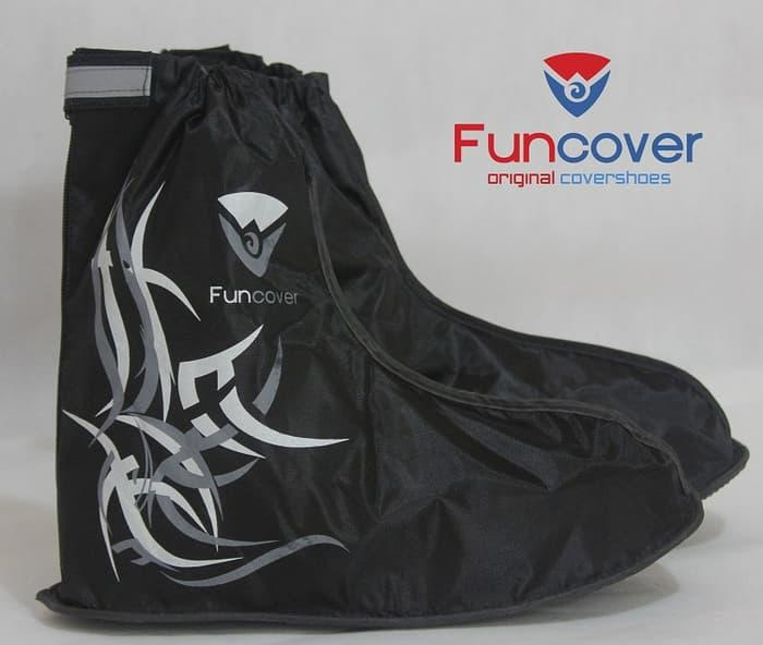 [ GARANSI 100 ] Cover Shoes / Mantel / Jas Hujan Sepatu Fun Cover Cibinong-Depok-Ps Rebo @ jas huja