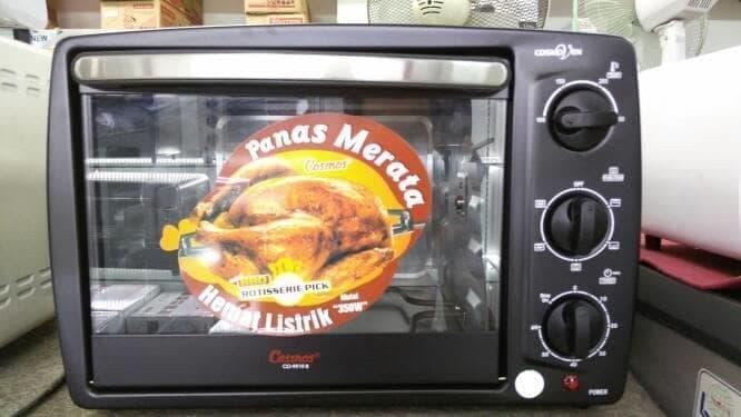 COSMOS Oven CO-9919 oven listrik cosmos co 9919