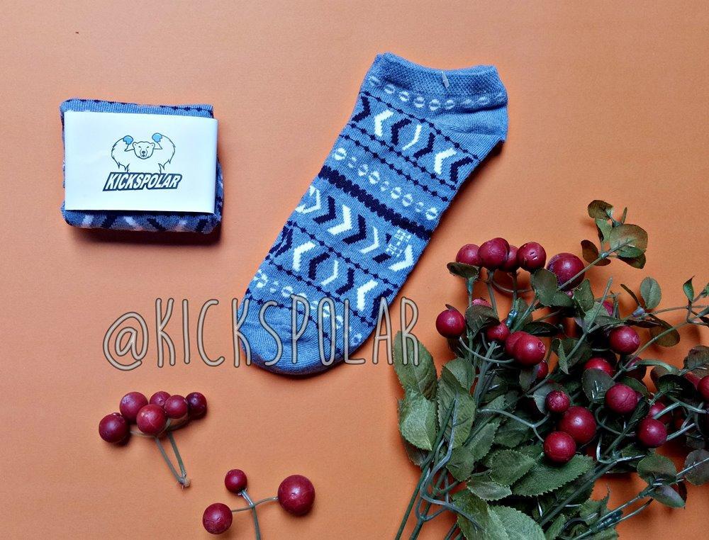 Kaos kaki Pria Wanita motif pattern pendek BEST SELLER MURAH