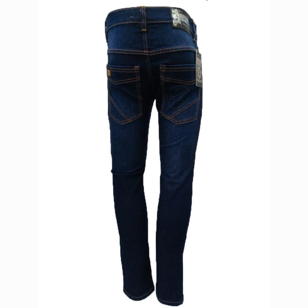 Celana Panjang Pria Jeans Stretch Model Pencil Skinny Denim Merk Prapatan Rebel Original Murah