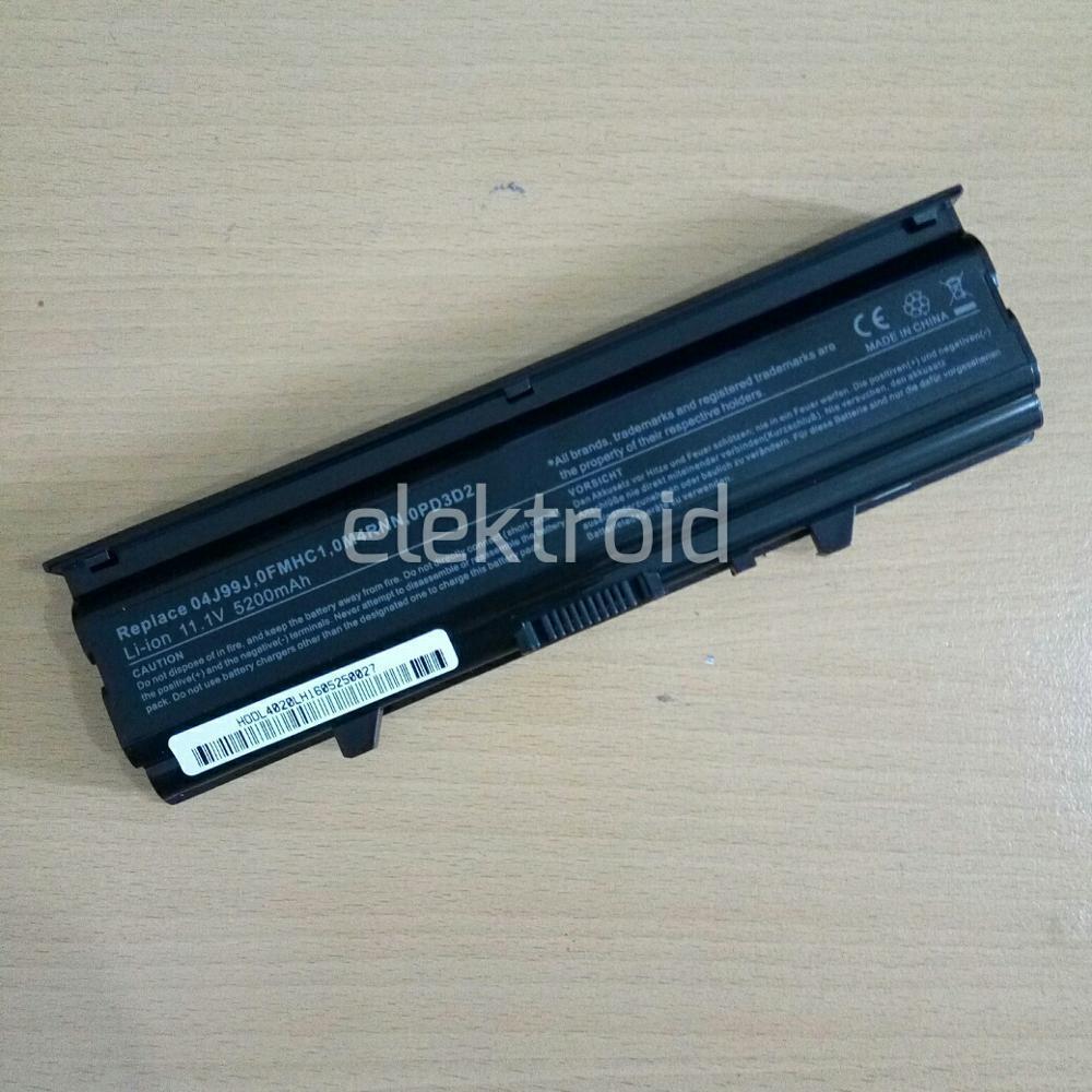 Baterai DELL Inspiron 14V 14VR N4020 N4020D N4030 N4030D di lapak elektroid elektroid