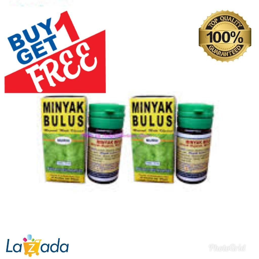 Buy Sell Cheapest Promo Minyak Bulus Best Quality Product Deals Extrat L In Tah Murni Original Al Kautsar Herbal 1 Get Pengencang