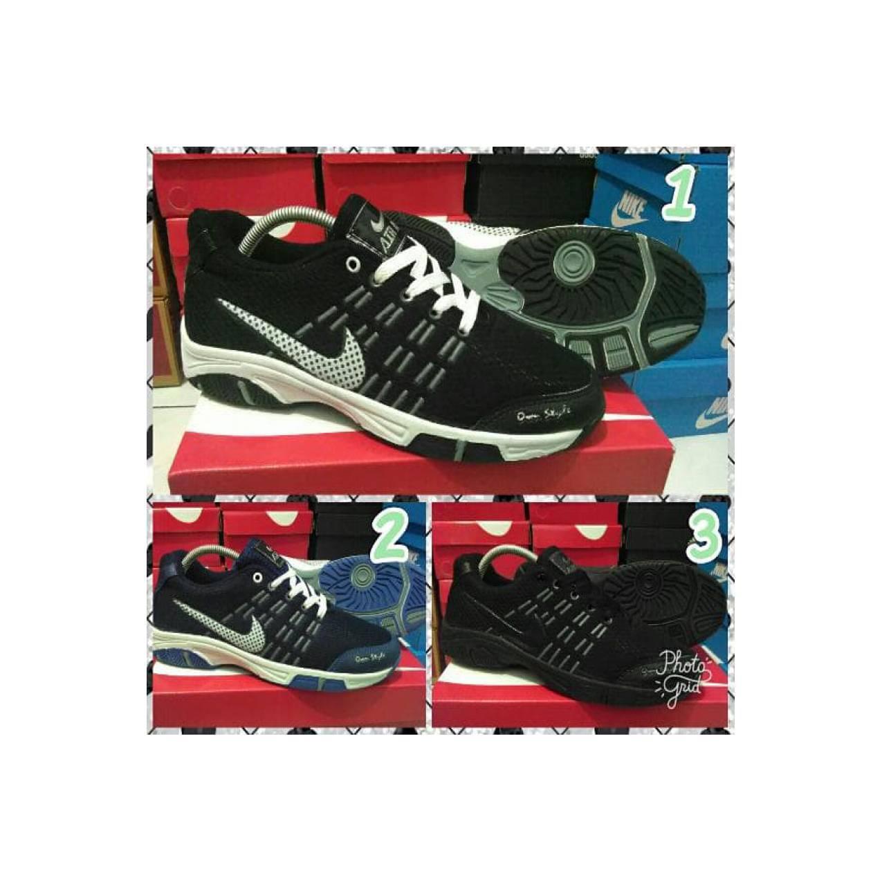 EKSKLUSIF Harga Special Sepatu Olahraga Lari Badminton Nike Airmax