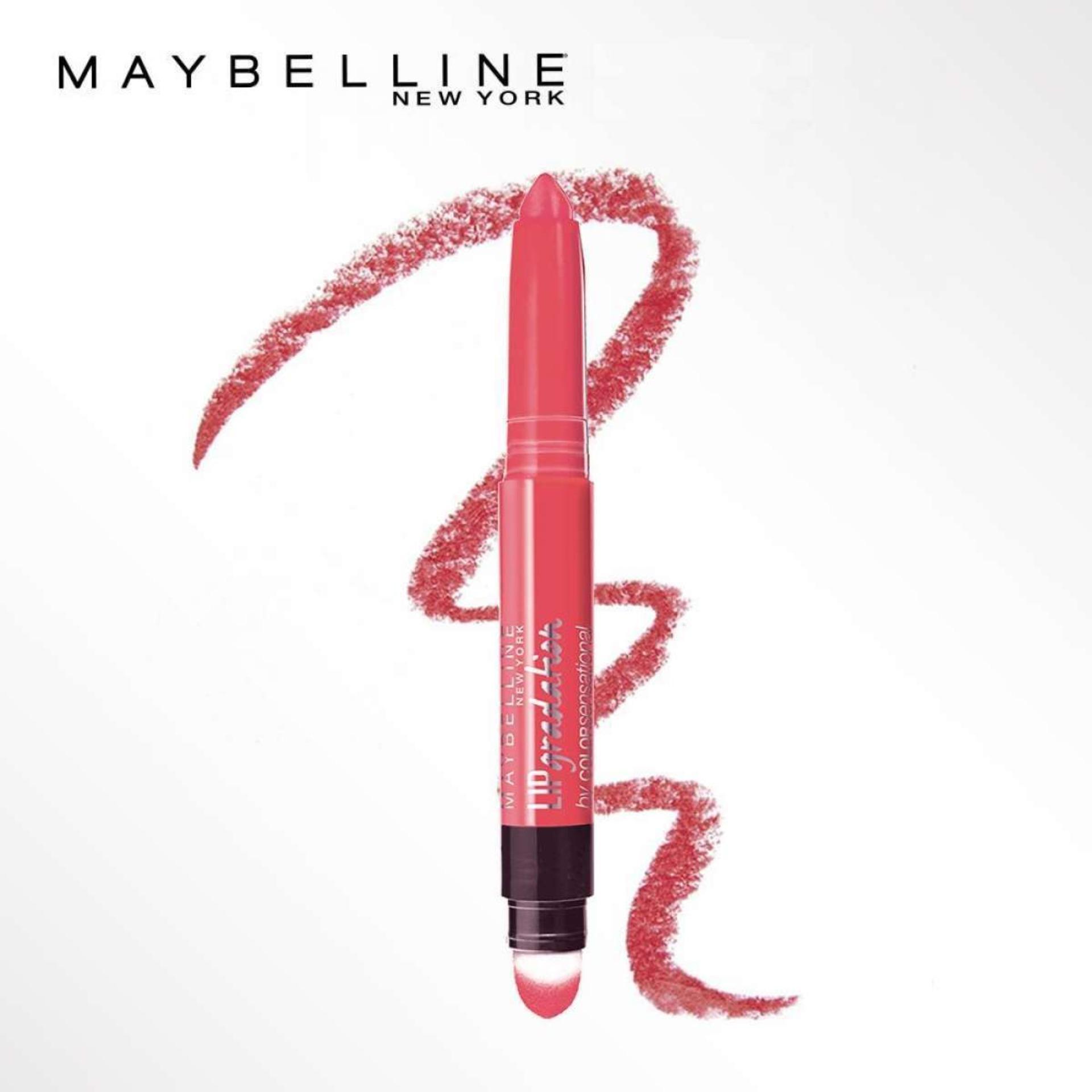 Maybelline Color Sensational Lip Gradation