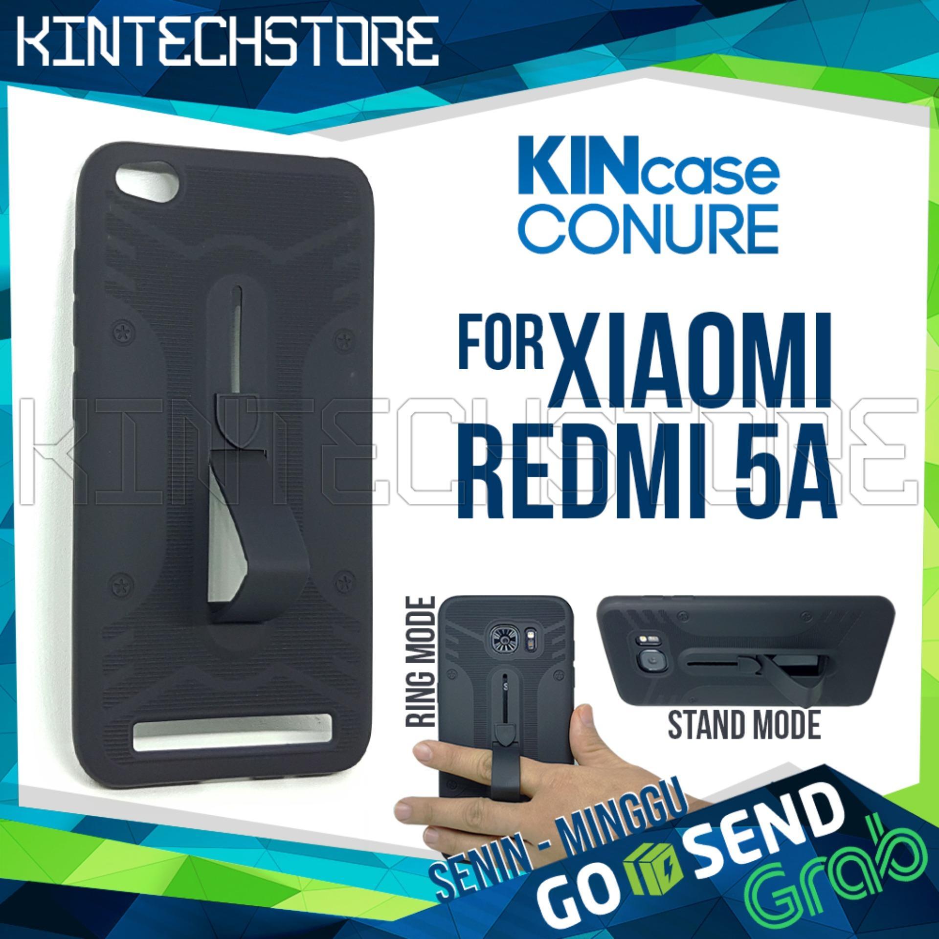 Case Xiaomi Redmi 5A Conure 3in1 Smart Grip COCOSE Drop resistance anti Shock Silicone Case Cover