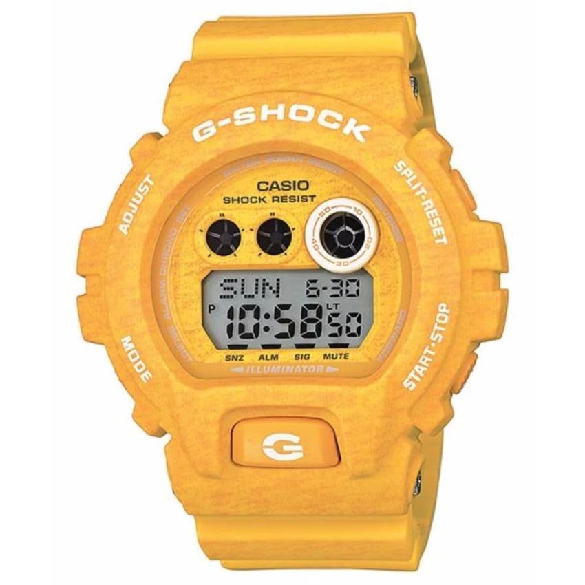 Casio G shock GD-X6900HT-9 - Kuning