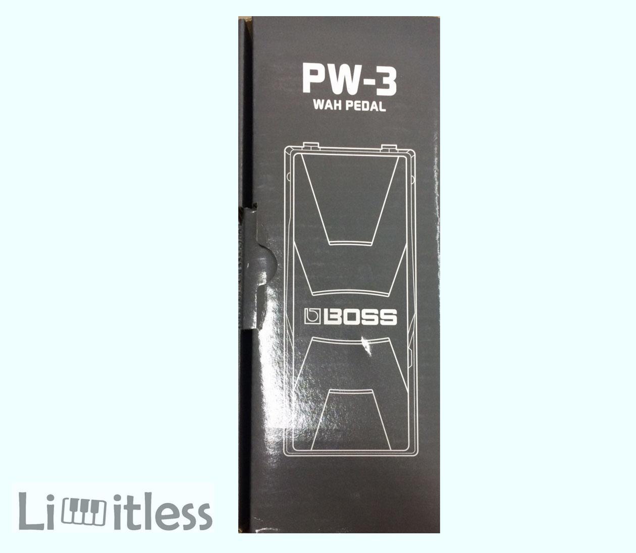 Efek Gitar BOSS Pedal Wah PW-3 Original