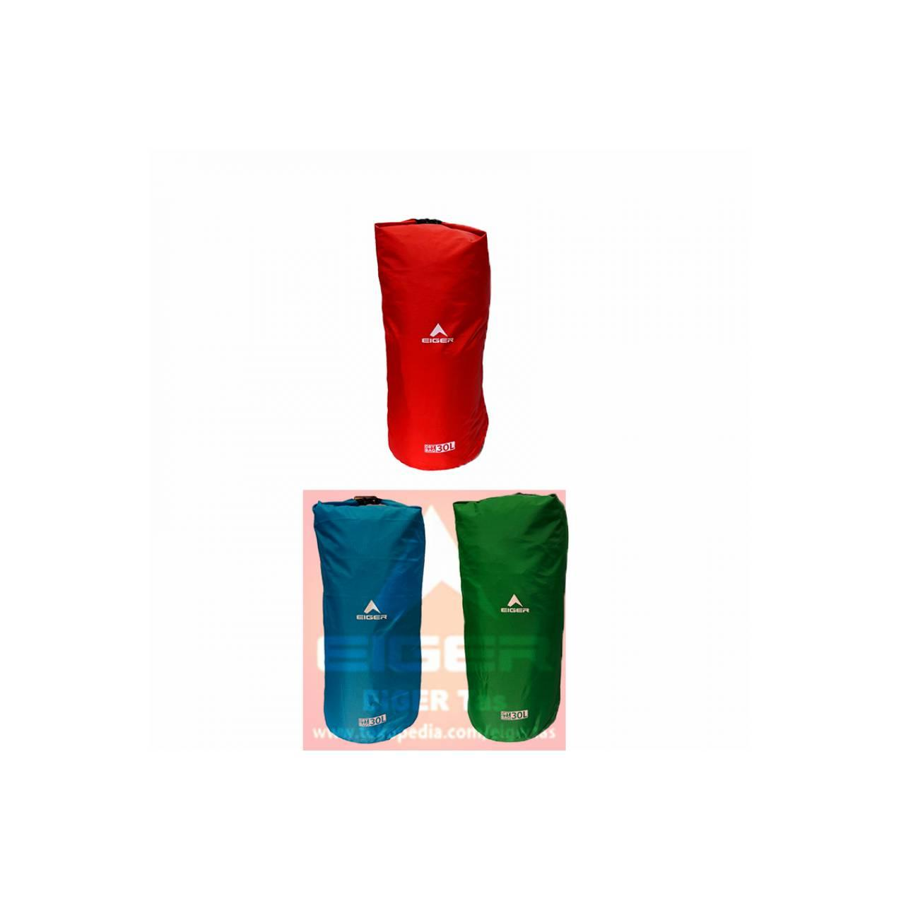 DRY BAG EIGER 30 L ART 910003450 WATERPROOF - TAS SIMPLE