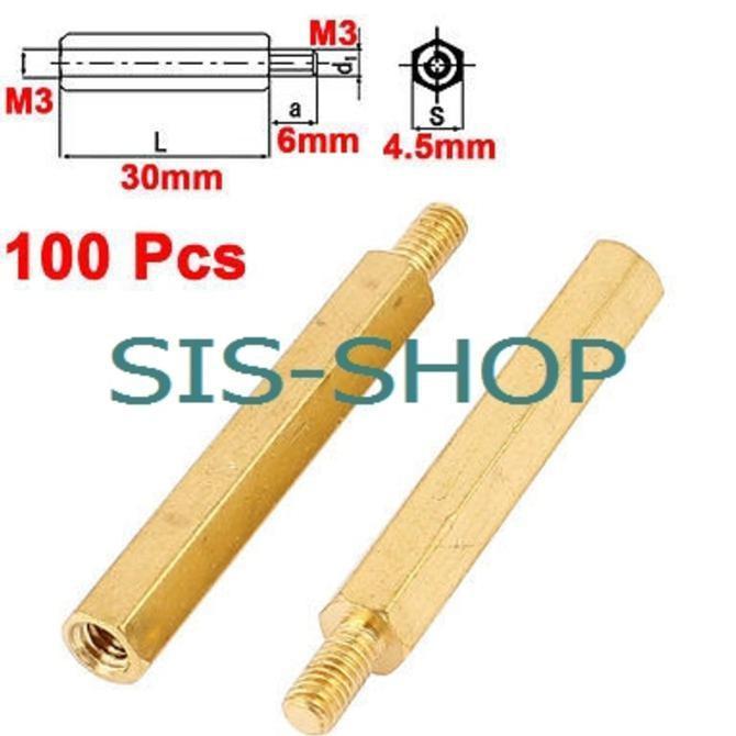 EELIC BES-30X30X3MM 50CM Besi Siku Tanpa Lubang Multifungsi Tebal 3.0 MM Dengan Panjang 50 CM Bahan Berkualitas TinggiIDR9350. Rp 14.100