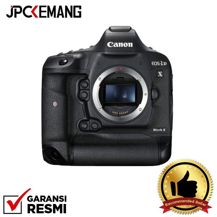 Canon Eos 1dx Mark Ii Body Jpckemang Garansi Resmi By Jpc Kemang.