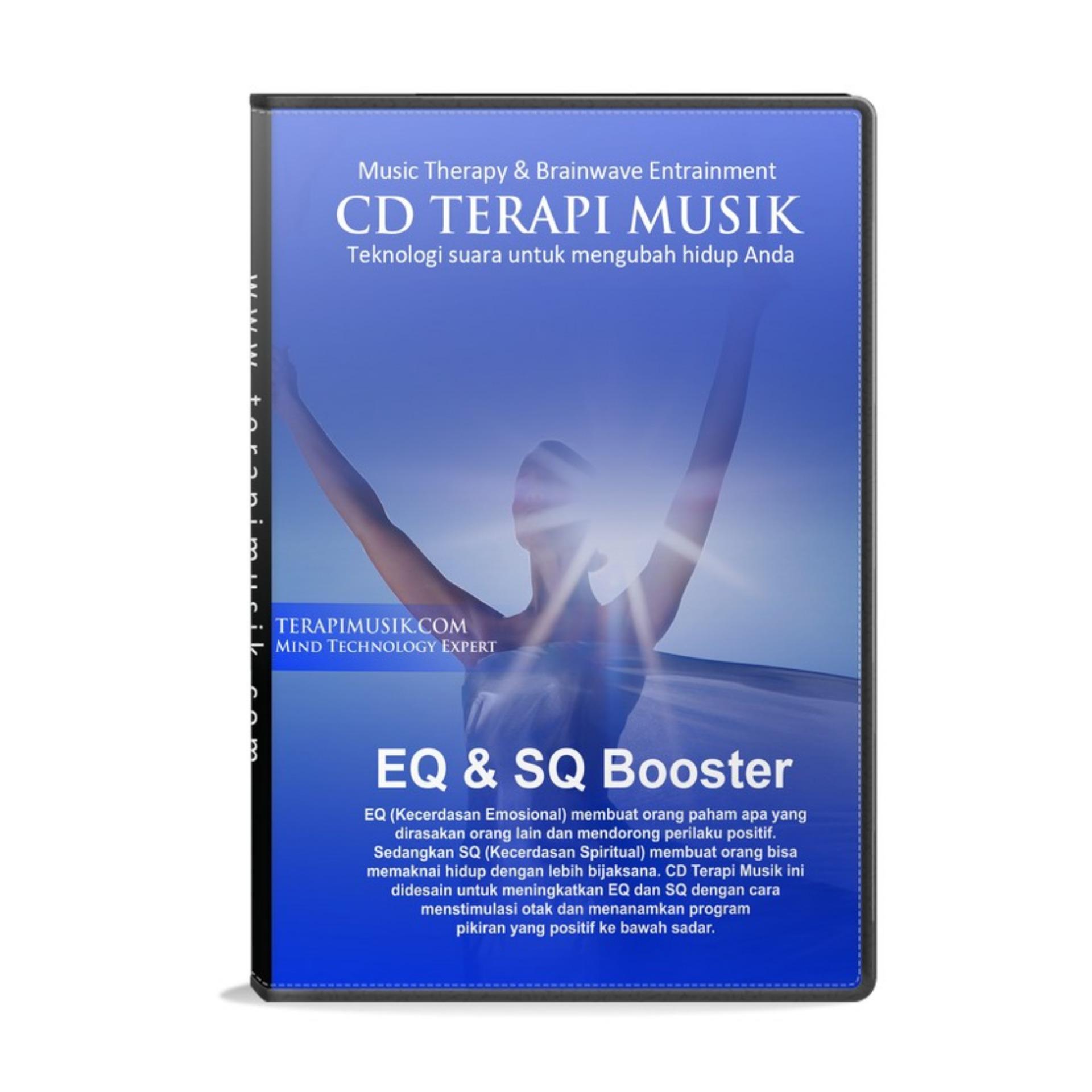 Terapi Musik Eq & Sq Booster (meningkatkan Kecerdasan Emosional & Spiritual) By Terapi Musik.