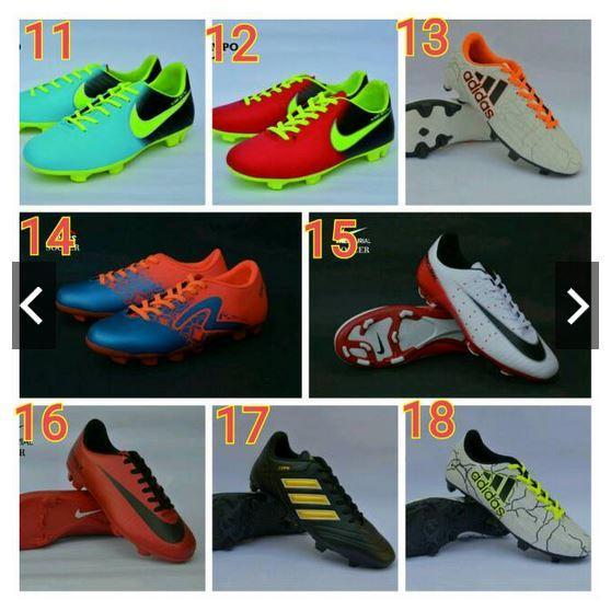 Sepatu Pria Olahraga Nike Football Hypervenom II Murah - Sepak Bola - Motif 3