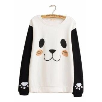 ZRS-Sweater Crop Sweater Murah Bandung Sweater BabyTerry