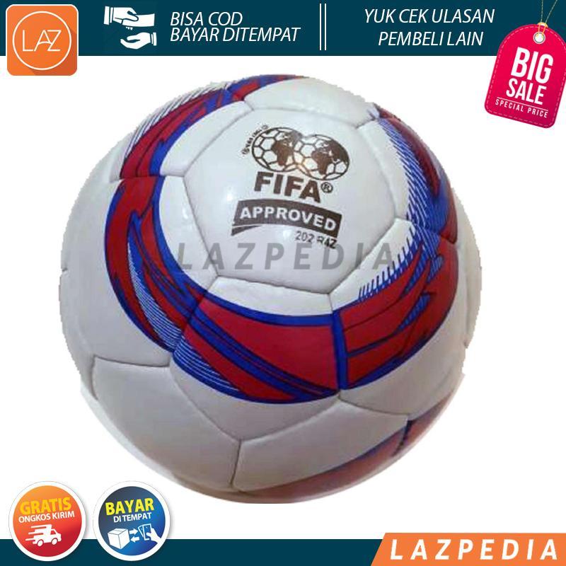 7532fa2d66 Laz COD - Bola Futsal Ukuran Standar International Motif Random   Bola  Sepak   Sepak Bola