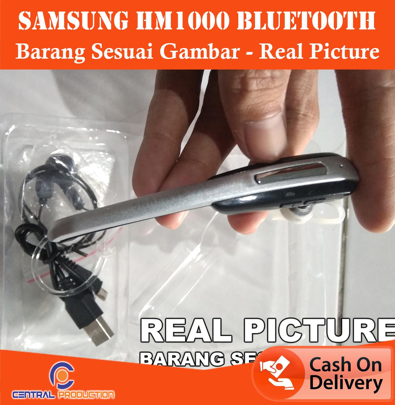 SAMSUNG HM1000 Headset Bluetooth Wireless REAL PICTURE
