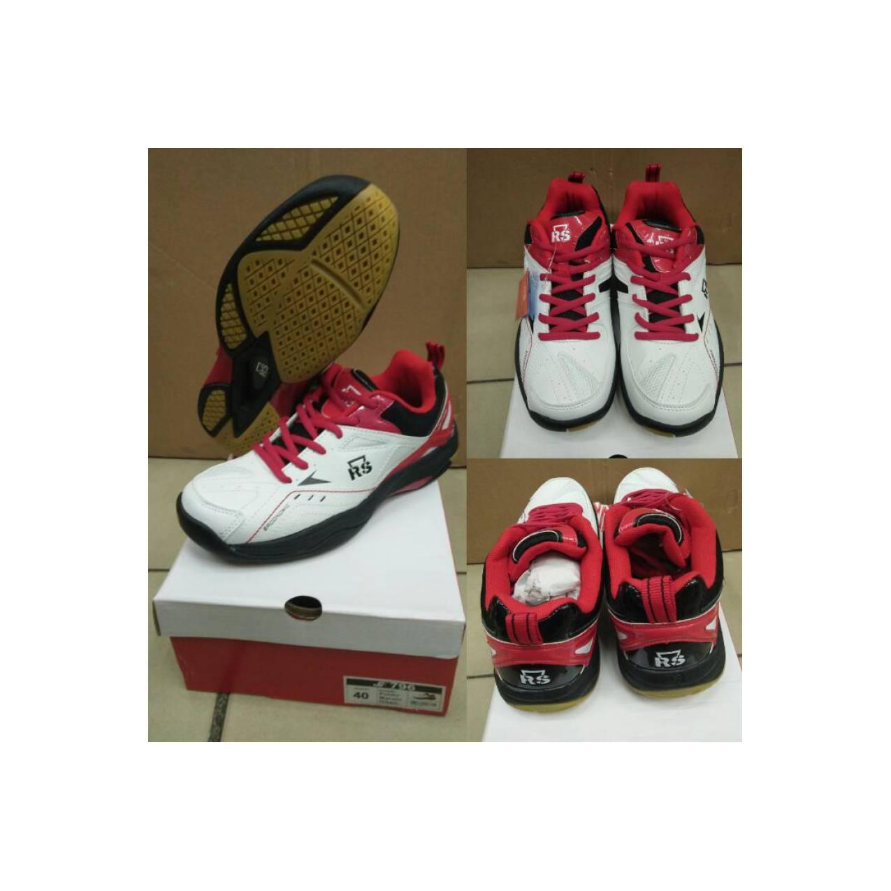 Sepatu Badminton / Bulutangkis RS JEFFER 796 / RS JF 796 - Original
