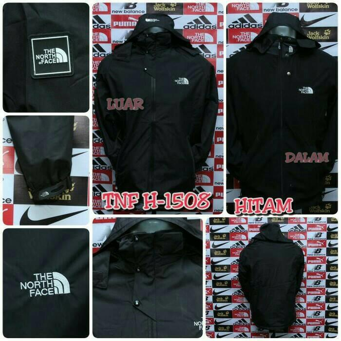Jaket Gunung Outdoor Pria Tnf The North Face 1508 Bb Waterproop Hitam - Vfnxpg By Anindita Collections.