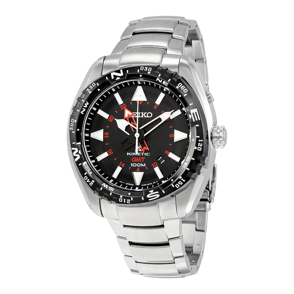 Buy Sell Cheapest Seiko Prospex Sun065p1 Best Quality Product Mini Jam Tangan Pria Silver Stainless Steel 01s Kinetic Case Bracelet Mens Nwt