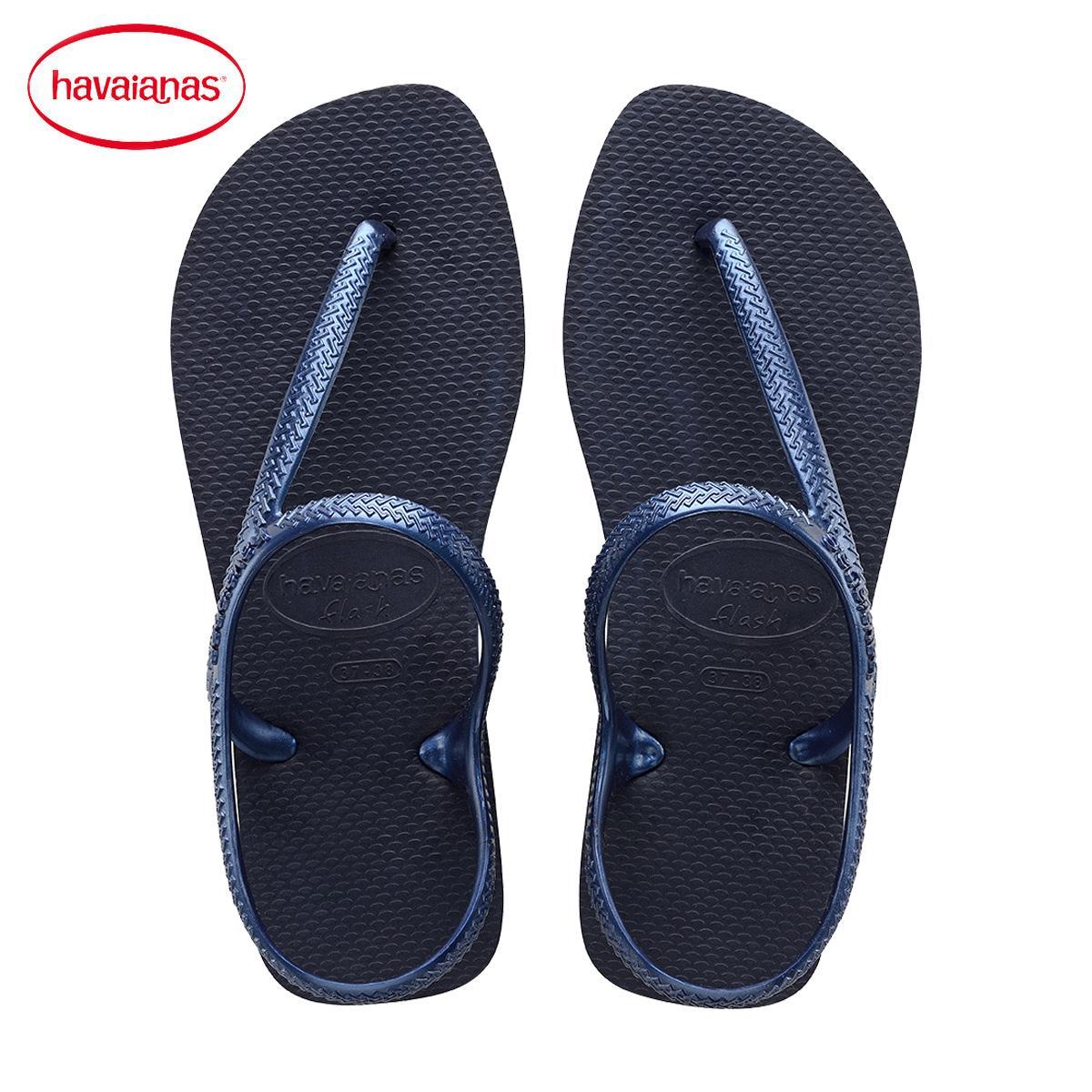 Havaianas Sepatu Anak Sandal Summer Angkatan Laut Biru