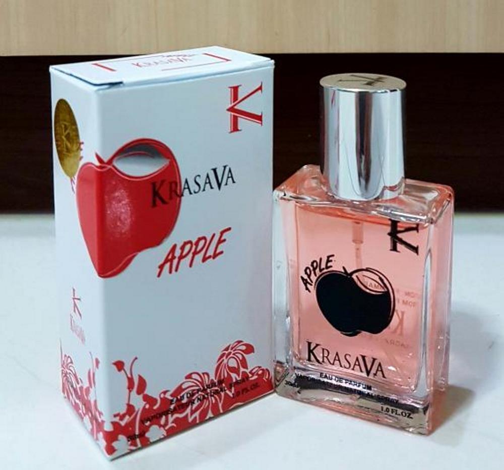 Harga Jual Parfum Wanita Krasava Apple Import Murah Wangi Tahan Lama Kualitas Edp Eau D Rp 100000