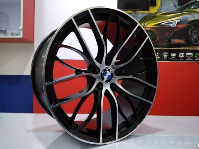 Velg Ring 20 Model Buat BMW HSR M4 Lebar 8,5/9,5 Hole 5X120 Et 40/45