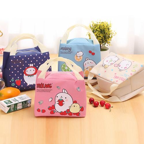 OILA tas piknik pendingin kelinci rabbit cooler picnic lunch bag bta107