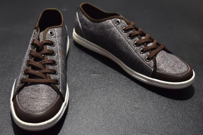 HOT PROMO!!! Sepatu Pria Cole Aj59 Original & Real Picture - Cokelat, 42