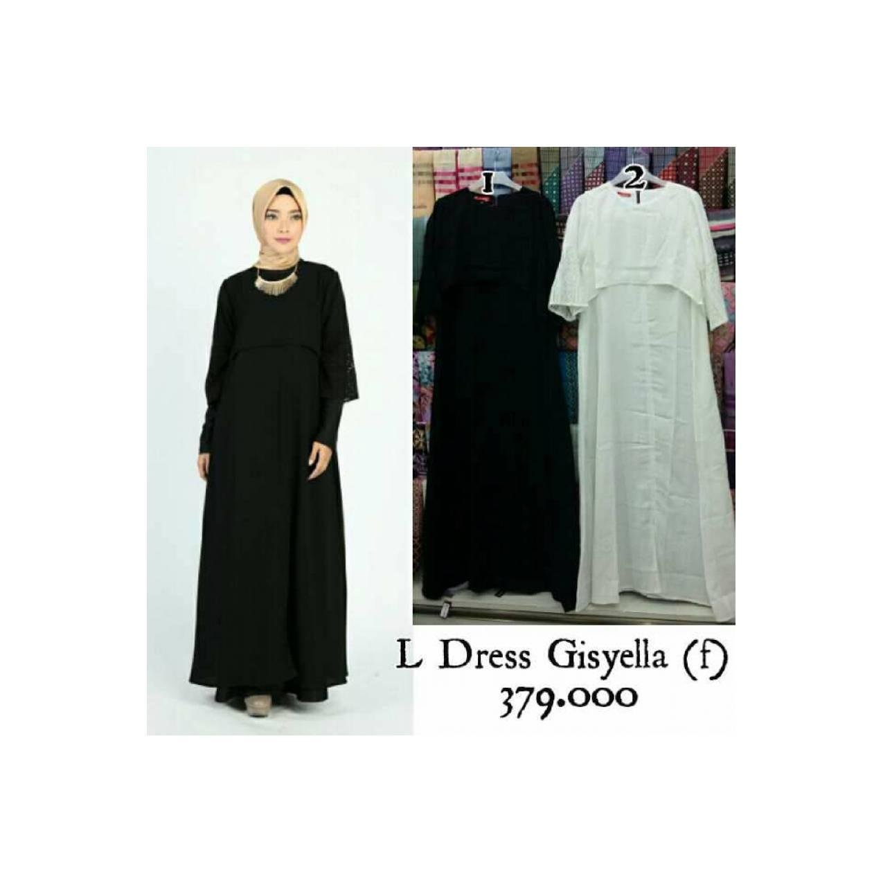 Dauky L Dress Gisyela