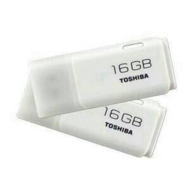 Flashdisk Toshiba 16gb / Flash Disk Usb Flash Memory 16 Gb KW Mirip Ori 99%