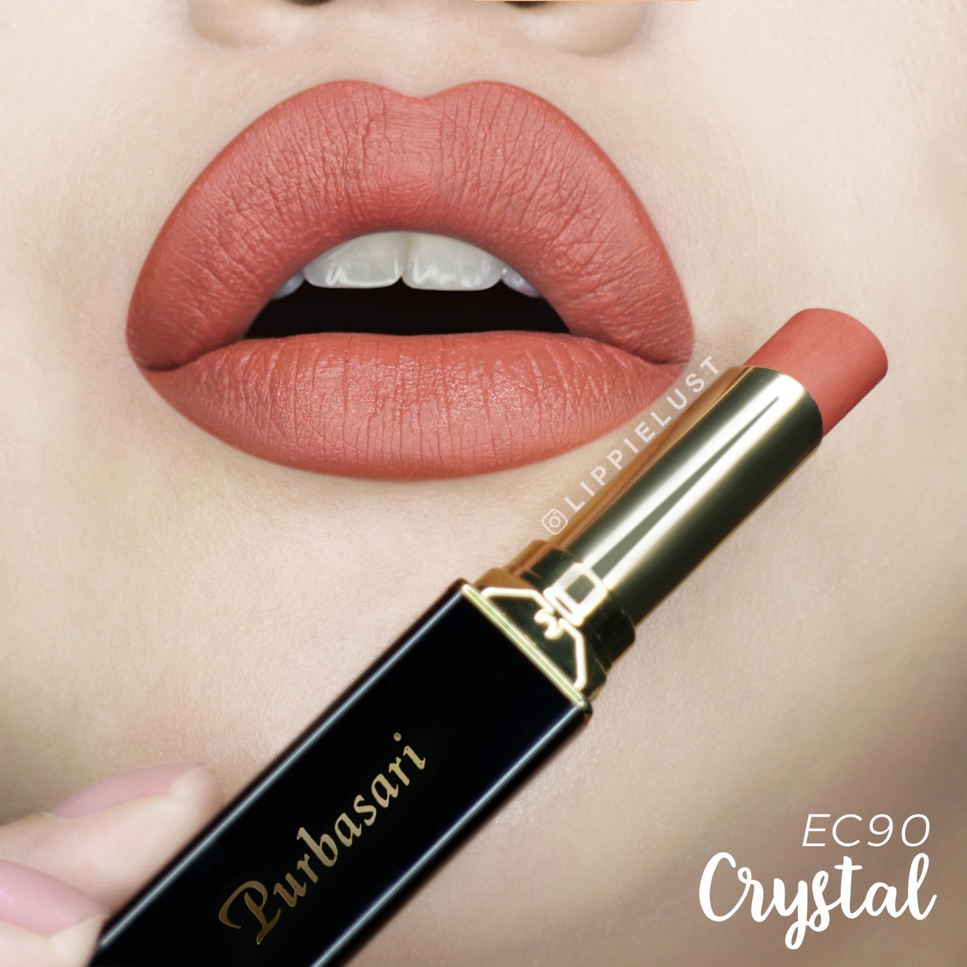 Purbasari Lipstick Collor Matte 90