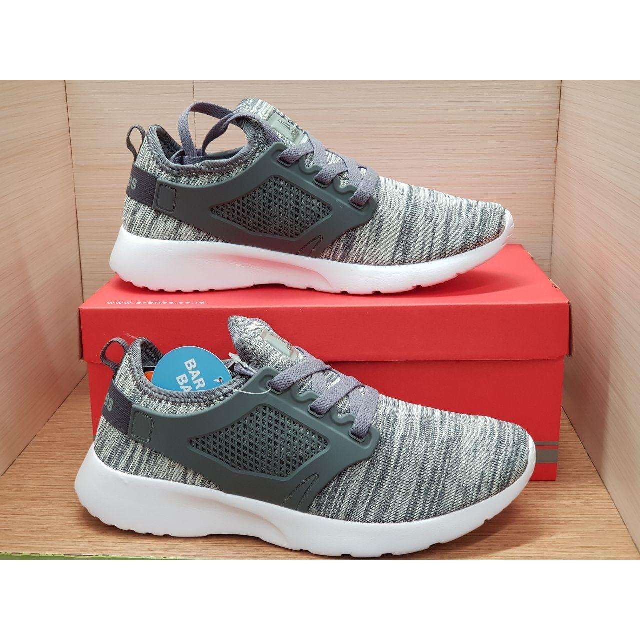 Ardiles Eldora Grey Sepatu Running Wanita