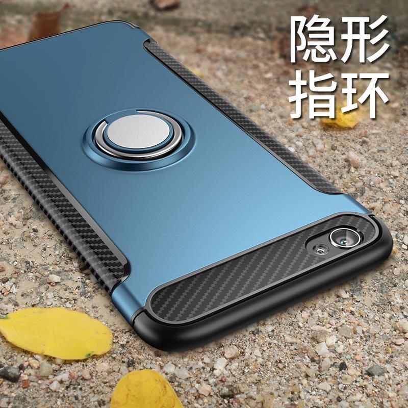 Vivo Selubung Ponsel Vivo X9splus Selubung Model Pria Silikon Anti Jatuh Lulur
