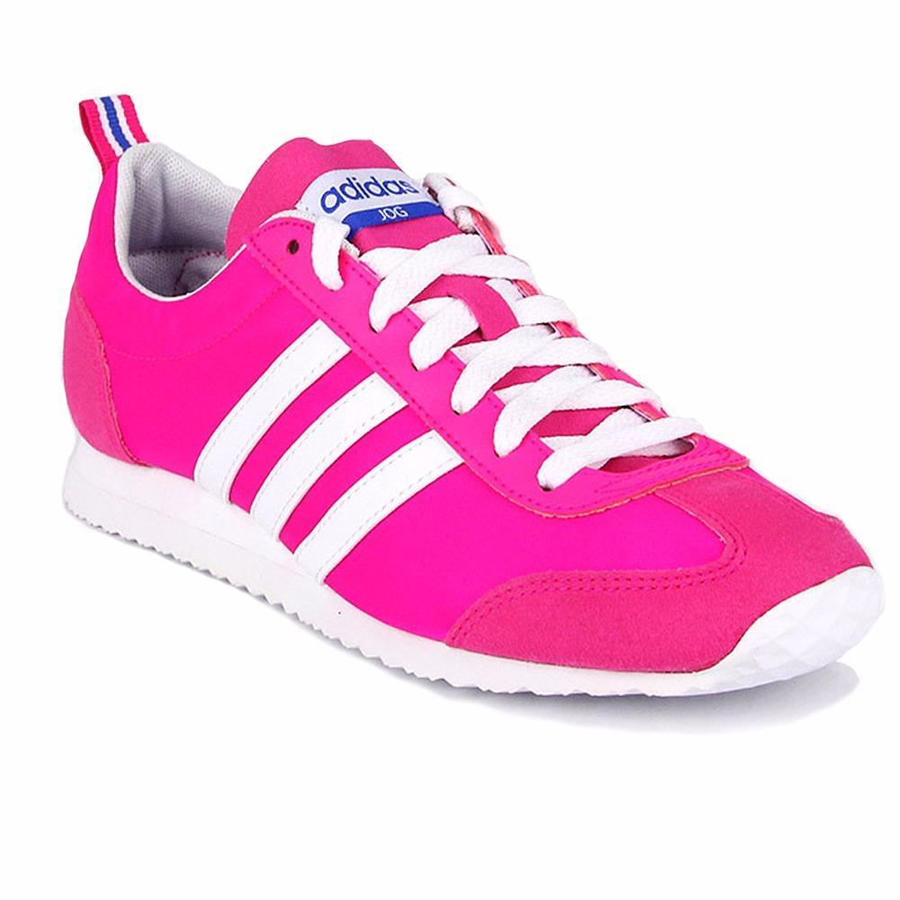 Adidas - Jogging Shoes Vs Jog W Aq1521 For Women Original - Pink