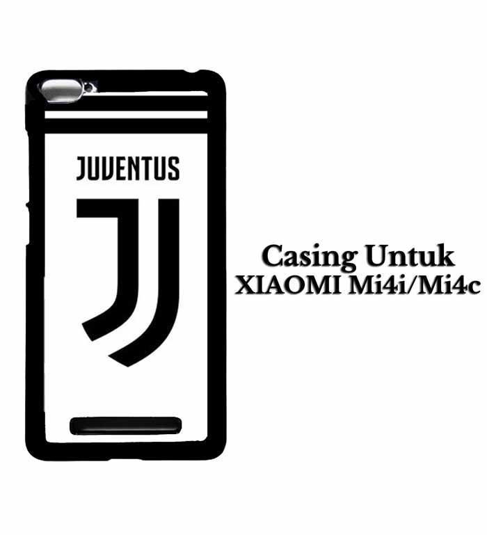 Casing XIAOMI REDMI Mi 4c juventus logo neww Hardcase Custom Case Se7enstores