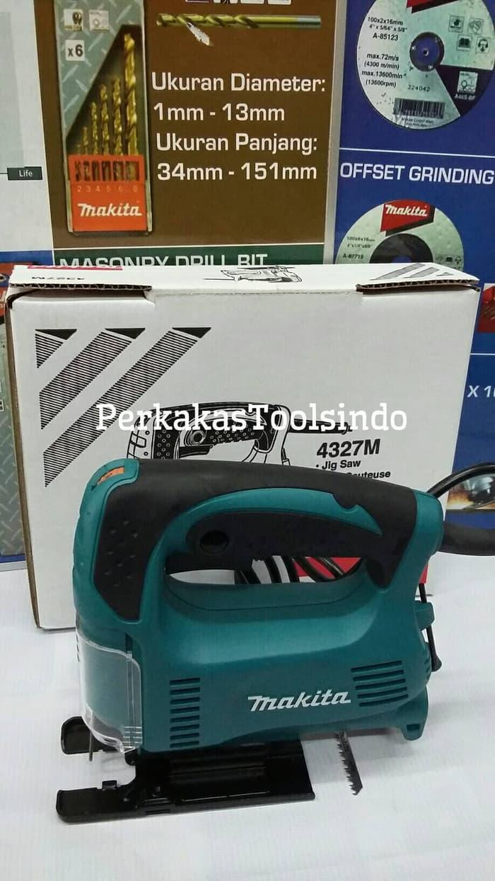 Buy Sell Cheapest Mesin Jigsaw Makita Best Quality Product Deals Potong Gergaji 4350fct 4327m