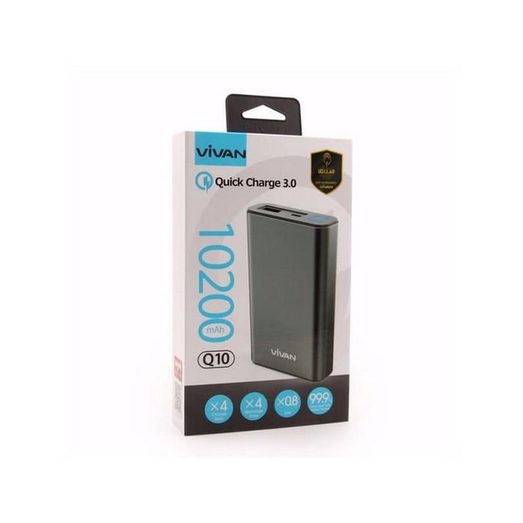 Buy Sell Cheapest Diskon Vivan Cl180 Best Quality Product Deals Power Bank B5 5200 Mah Powerbank Mf20 5000mah Terbaik Mlo