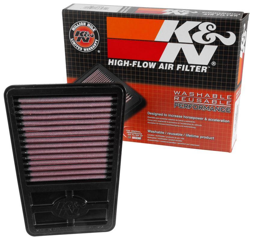 Filter Udara Kawasaki Z250SL K&N Replacement Filter KA 2414