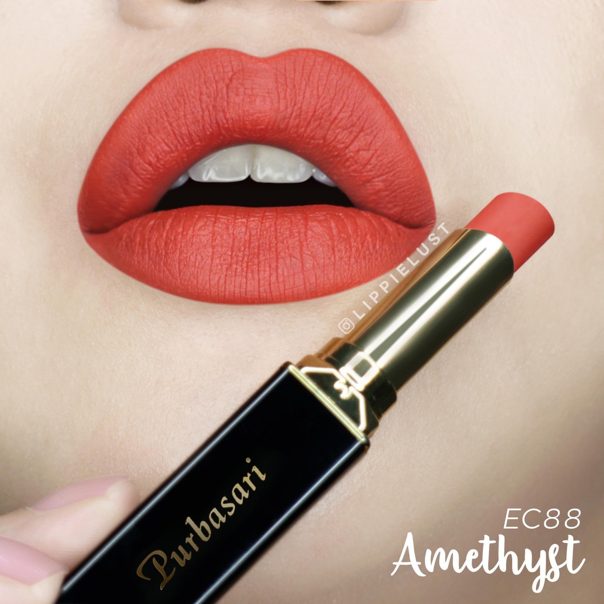 Purbasari Lipstick Collor Matte 88