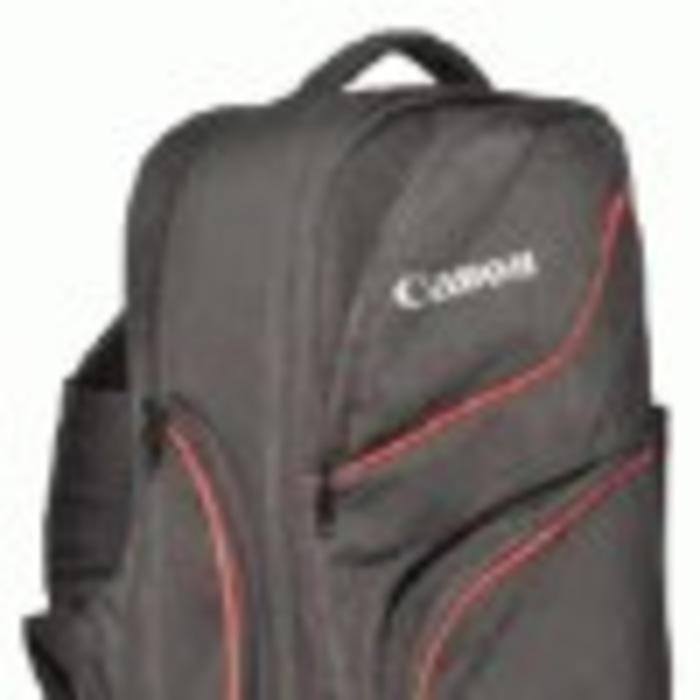 Sedang Diskon!! TAS RANSEL KAMERA CANON - NIKON | 2 CAMERA + 4 LENS + LAPTOP IN ~ SURABAYA | CODE BAG: C/N R-06M - ready stock