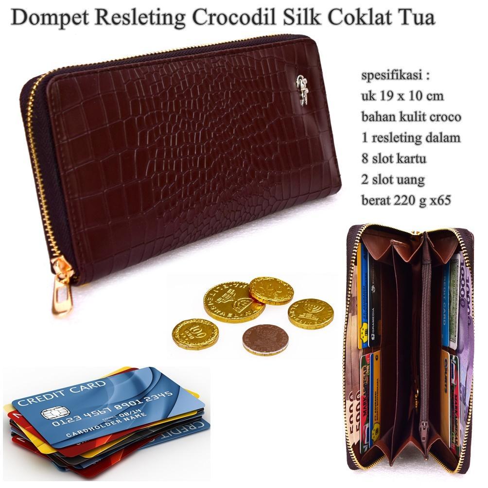Ormano Dompet Pria Pd Brown Coklat Update Daftar Harga Terbaru Baellerry Original Dg7682 Wanita Crocodile Silk Ziper Kulit Best Seller