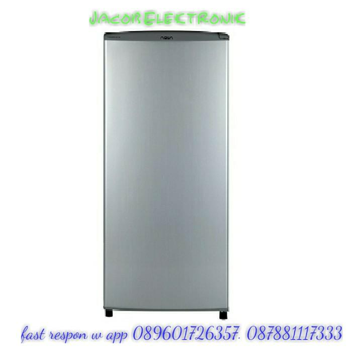HARGA SPESIAL!!! FREEZER 6 RAK AQUA BY SANYO TEKNOLOGY BY JAPAN AQUA S 6 - k8gxav