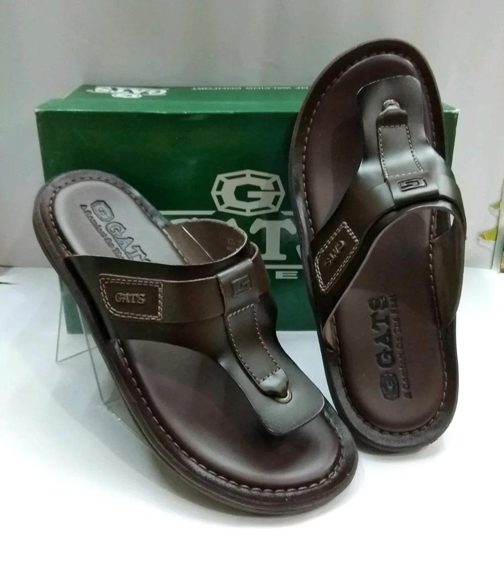 Sandal Kulit Gats HG 286 - Brown 8a2ae0e201