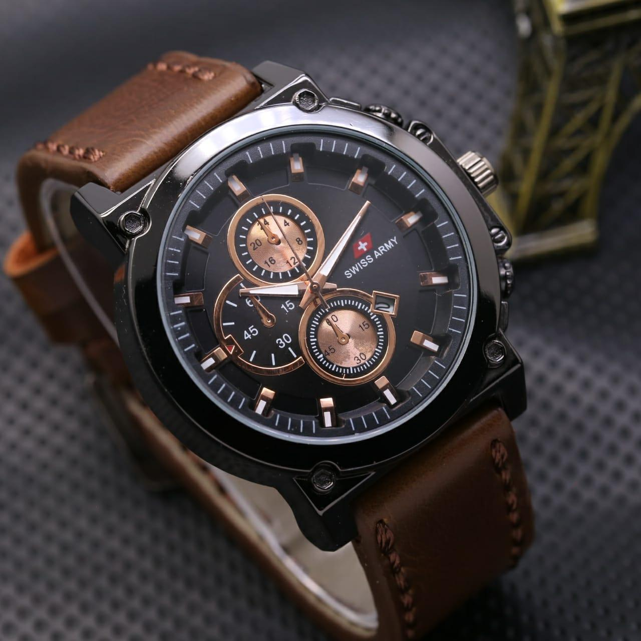 Jam Tangan Pria Casual Leather Strap Sevenfriday New Edition Christ Verra  Klasik Tali Kulit Original Hitam da62b2e26d
