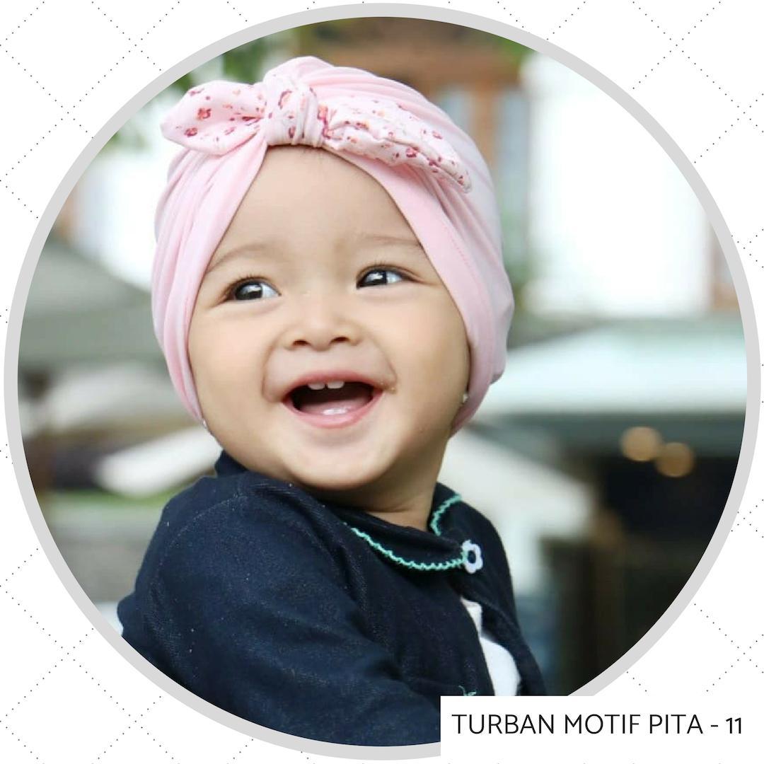 Harga Underpad Oto Rp 37000 Baby Perlak Bayi Littleannasya Turban Perempuan Anak Pesta
