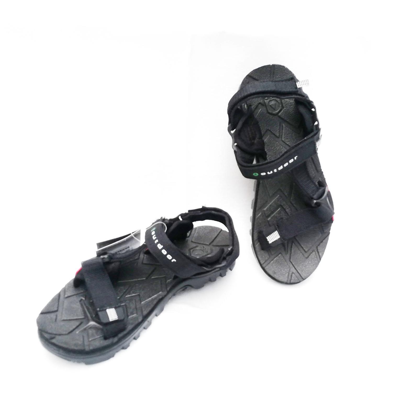Outdoor Pro Magma - Black (Sandal Gunung/ Outdoor/ Trekking)