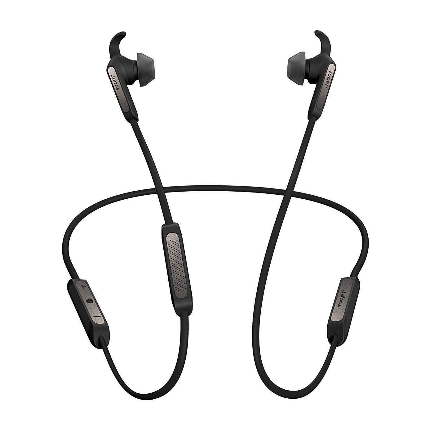 Jabra Elite 45e In-Ear Wireless Bluetooth Headphones - Black